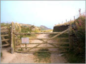 Top Gate to Bossiney Headland / Willapark