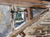 Chapel Bell close up