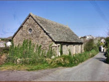 Treknow Church exterior