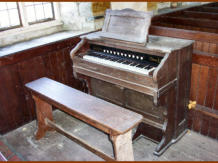 Harmonium and Bench