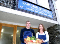 Boscastle CornishStores