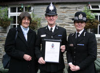 PC Wilce Retires