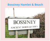 Bossiney Hamlet & Beach