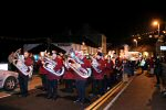 Camelford Town Band March Through Town