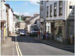 Looking Down Fore Street