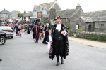 Town Crier Leads The Way