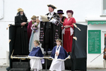 Town Crier Reads The Scroll