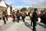 Cornwall's Morris Dancers Entertain