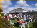 Trenale Residents Enjoy A Sunny Street Party