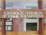 Catholic Church Of St Paul The Apostle