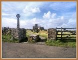 Tintagel Church 2000