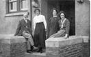 School: H.G.White, H.G.Taylor, Mrs Sparks & Miss Eagles