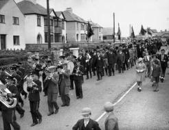 Parade In Tintagel Victory Parade